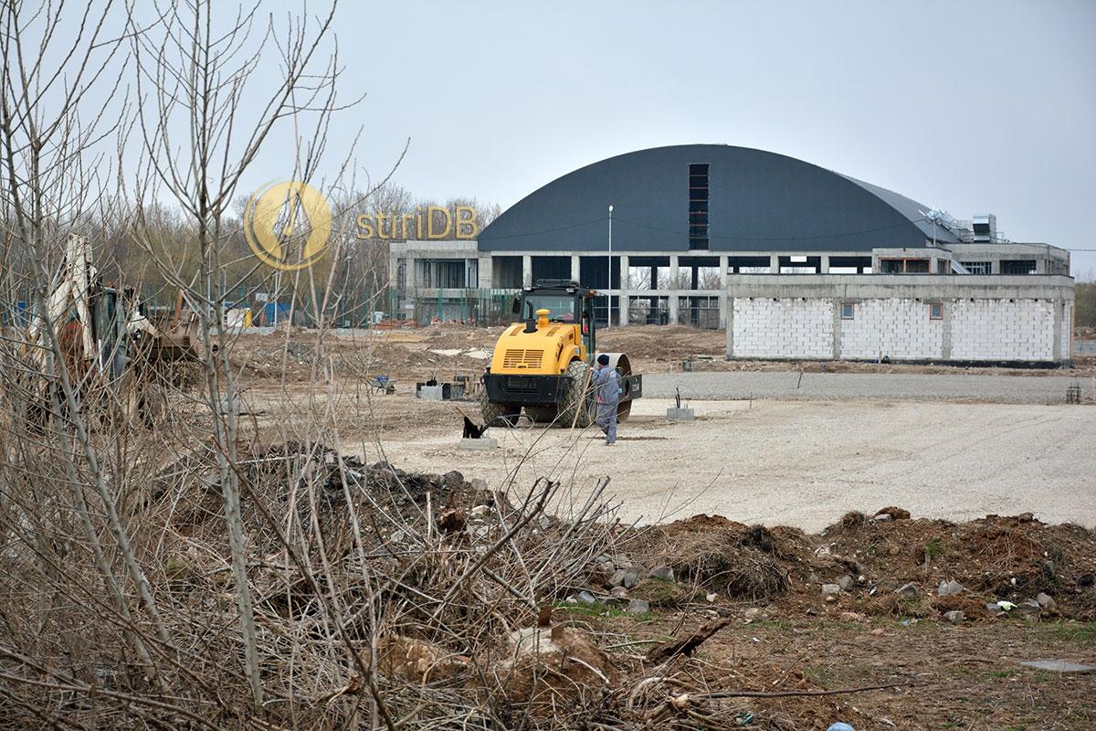 Complexul de Natație de la Baza Crizantema, Târgoviște
