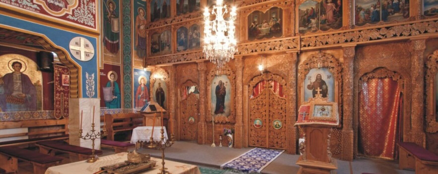 Femeie prinsă furând din altarul unei biserici din Târgovişte