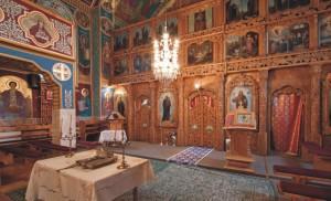 biserica altar