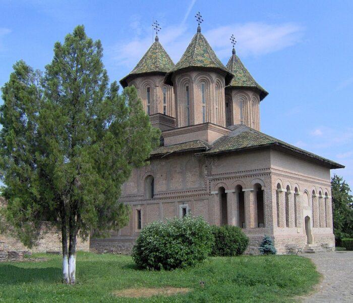 Biserica Mare Domnească / Târgovişte – Ghid de oraş