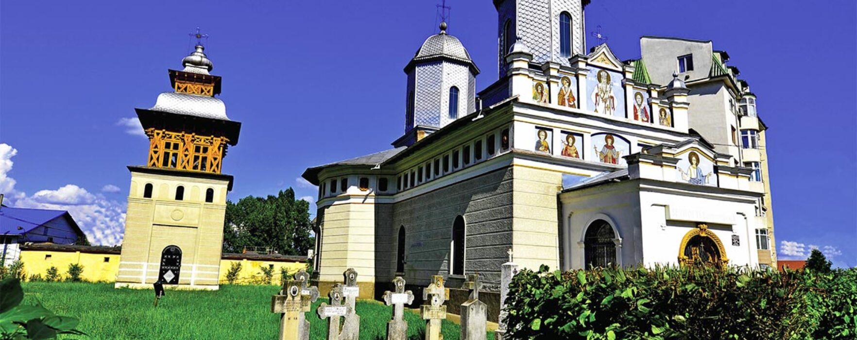 Biserica Sfântul Nifon / Târgovişte – ghid de oraş