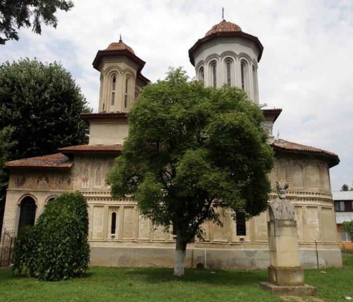 Biserica Târgului / Târgovişte – ghid de oraş