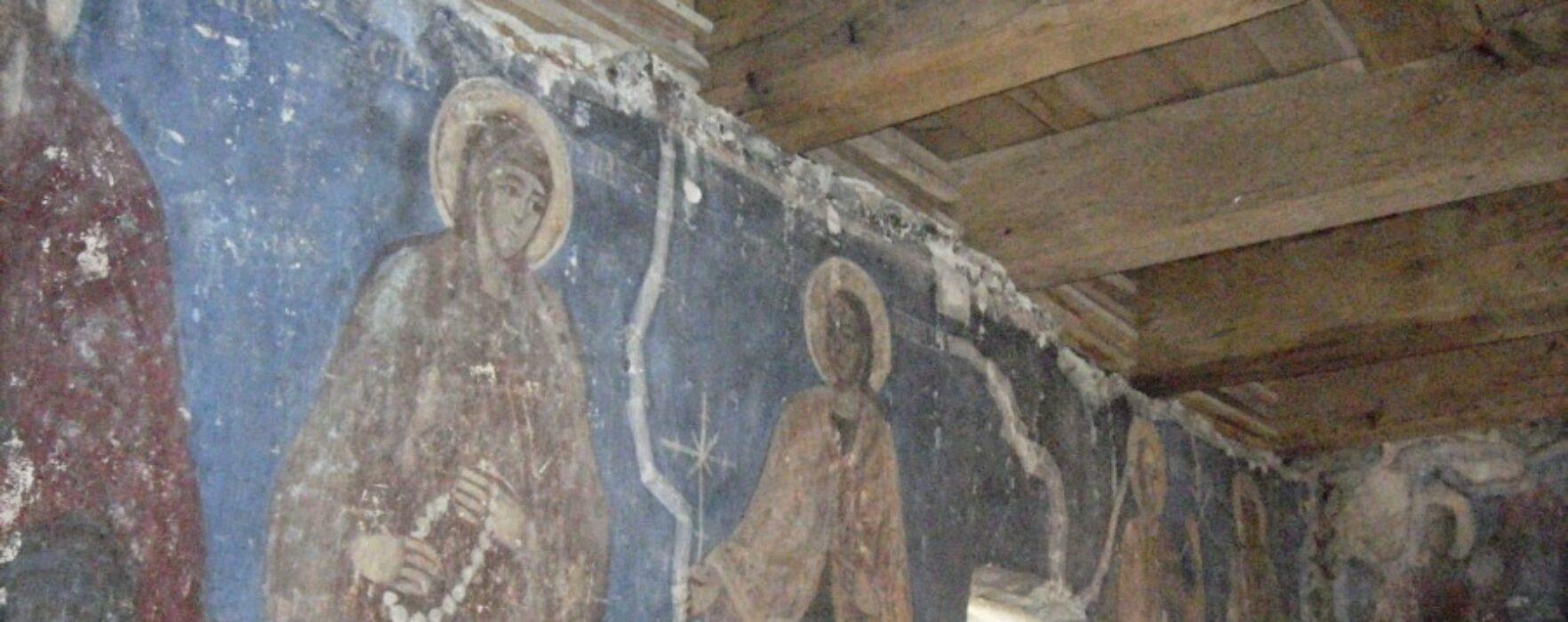 Biserica de lemn de la Voineşti, reabilitată cu fonduri europene