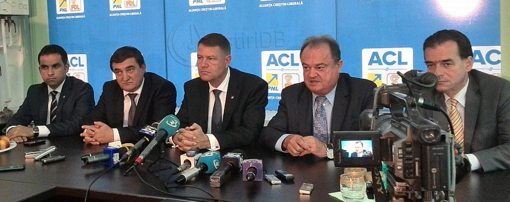 Vasile Blaga, la Târgovişte: Mă bucur că rămân alături de noi primarii care ne sprijină cu adevărat