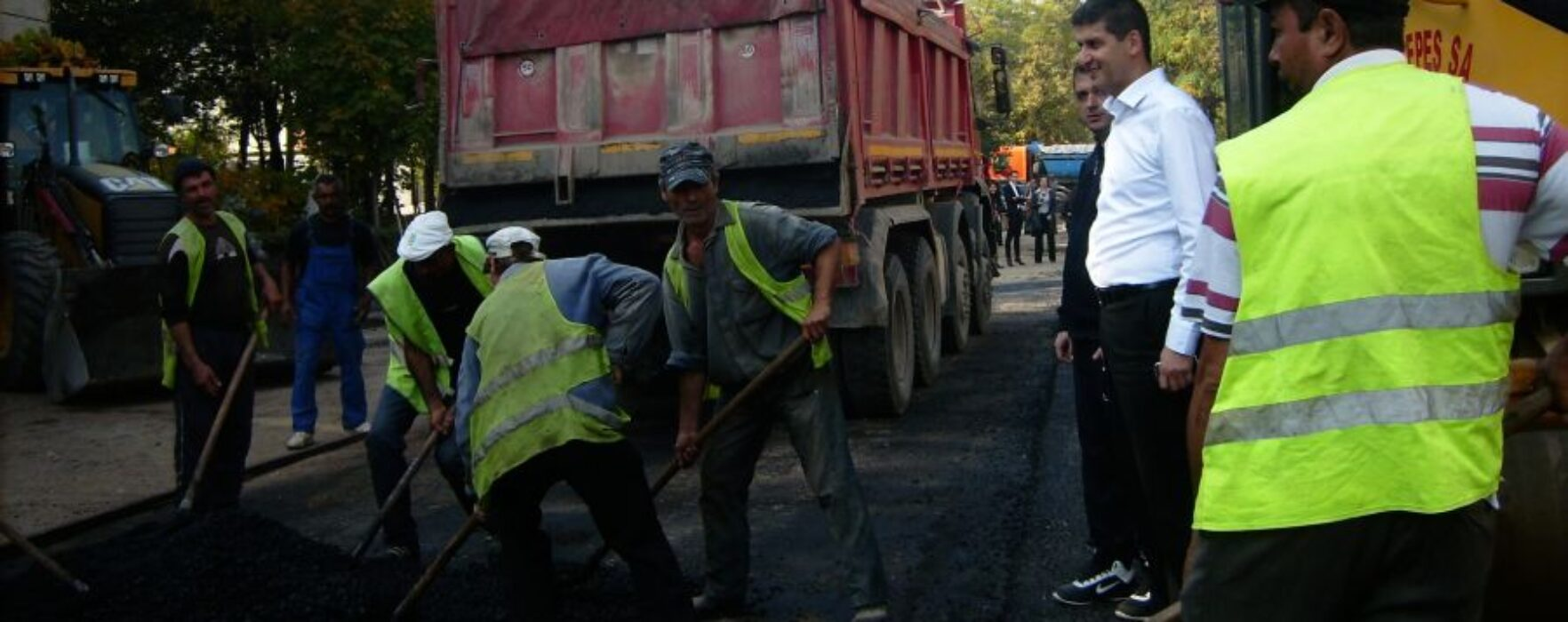 Licitația pentru PIDU A Târgovişte a fost adjudecată, lucrările vor începe în primăvară