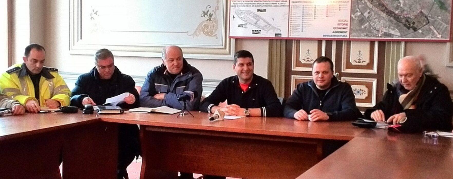 Gabriel Boriga (primar Târgovişte): Niciun drum din municipiu nu este blocat