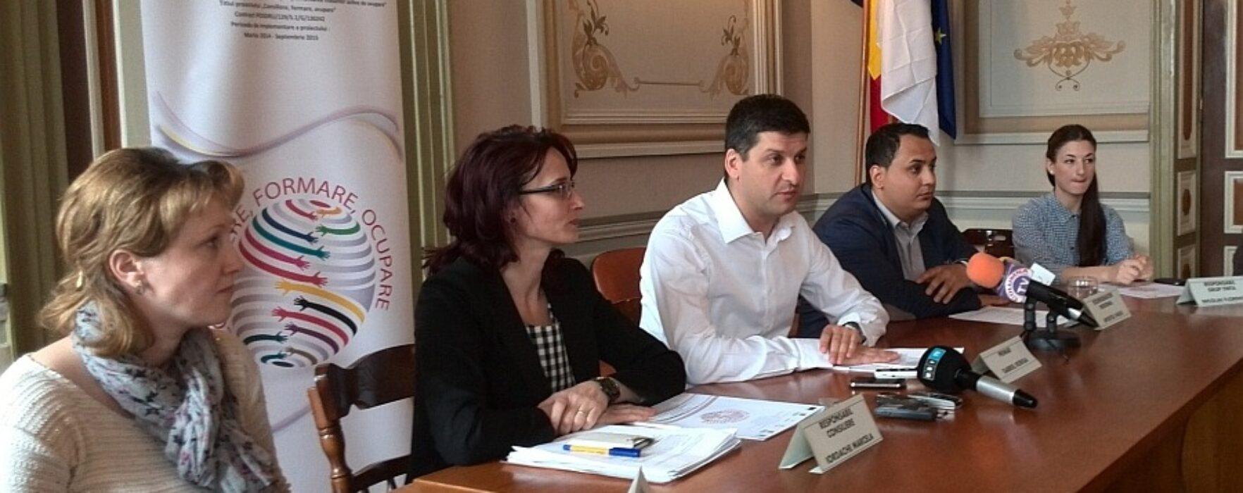 Târgovişte: Fonduri europene pentru instruirea şomerilor în vederea ocupării unui loc de muncă