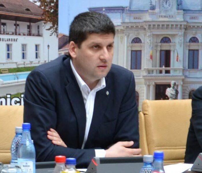 Gabriel Boriga, reacţie după alegerile din PDL Târgovişte