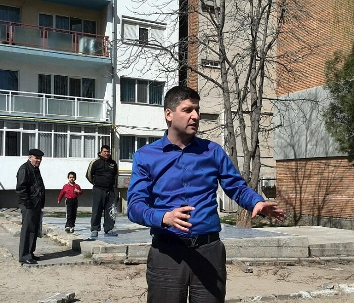 Executivul Primăriei Târgovişte, pe teren la lucrările PIDU A