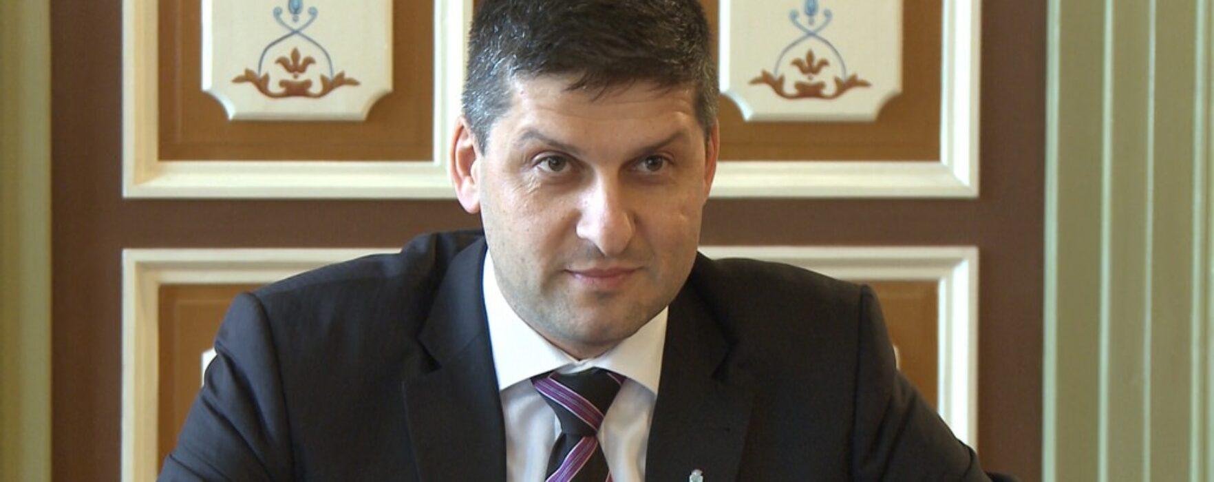 Gabriel Boriga: Poziţia mea e clară, candidez independent