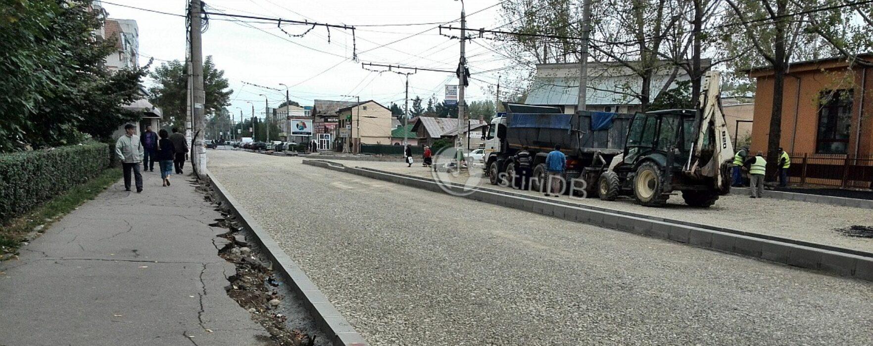 Târgovişte: Bulevardul IC Brătianu va fi închis circulaţiei pe 1 octombrie