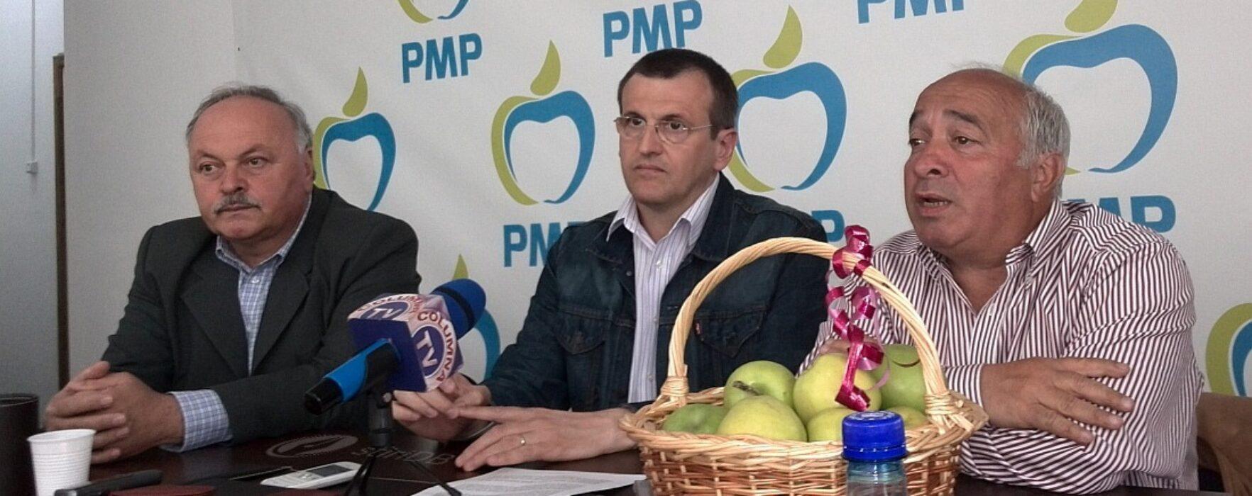 Cristian Preda (PMP) în campanie electorală la Târgovişte
