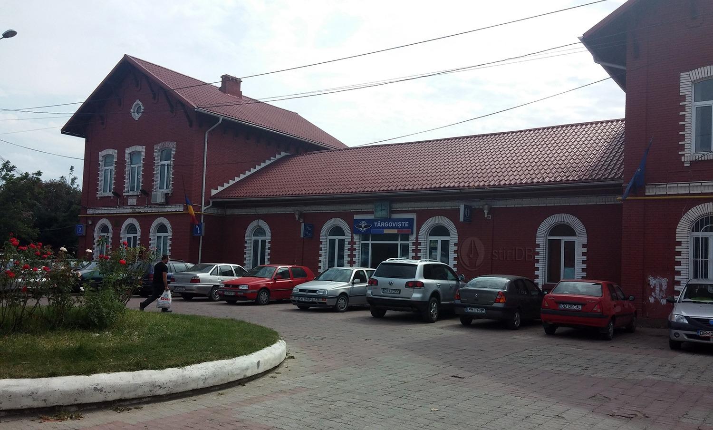 Gara Târgoviște