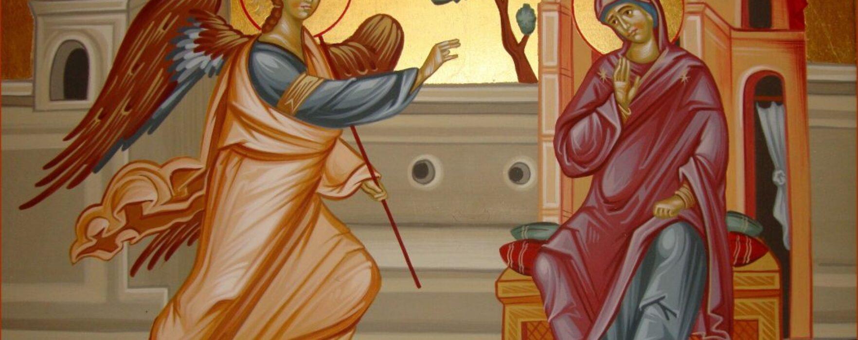 25 martie – Buna vestire, tradiţii şi obiceiuri