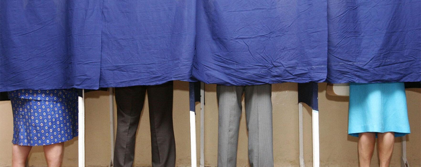 #Prezidenţiale2019  Dâmboviţa: Klaus Iohannis 53,80%; Viorica Dăncilă 46,20% (AEP, tur 2)