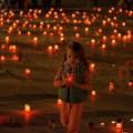 Târgovişte: Calea Luminii, eveniment unic în ţară; în faţa Mitropoliei va fi scris cu lumânări România100