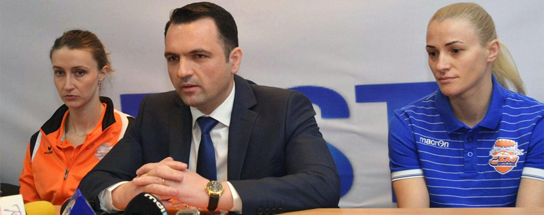 Târgovişte: Semifinale la volei şi baschet pentru CSM în acest weekend