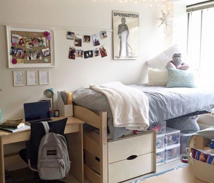 5 sfaturi UTILE pentru a te adapta la viața de student în cămin