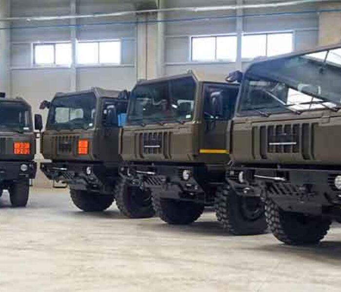 Dâmboviţa: Fabrică de asamblare a camioanelor pentru Armată, inaugurată la Petreşti