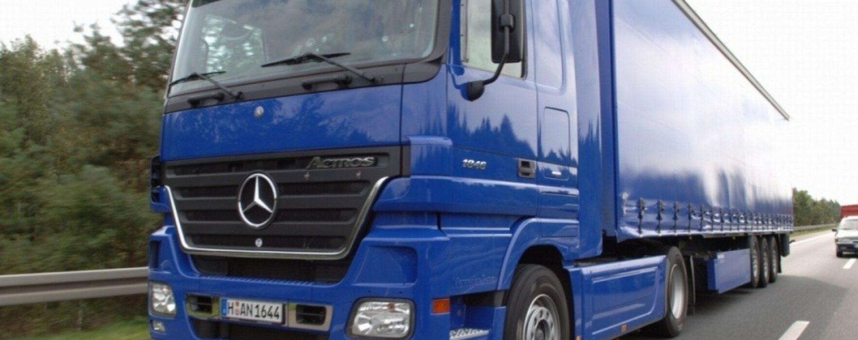 Se caută şoferi de camion în Marea Britanie, se oferă 9-13 lire pe oră