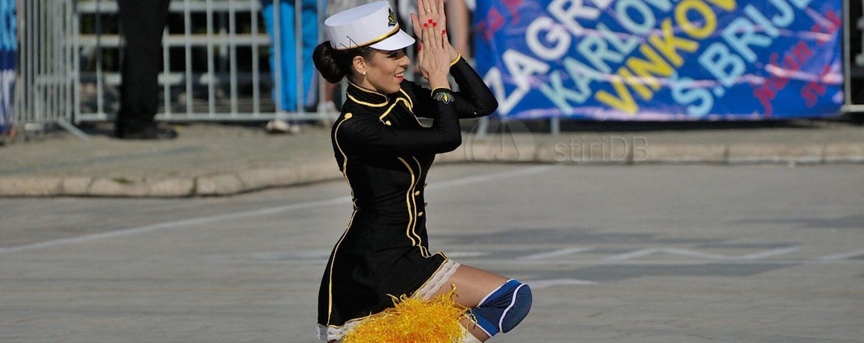 Peste 1.000 de participante la Campionatul european de majorete de la Târgovişte (foto)