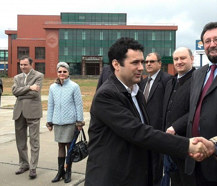 Campusul Universităţii Valahia Târgovişte va fi inaugurat în octombrie