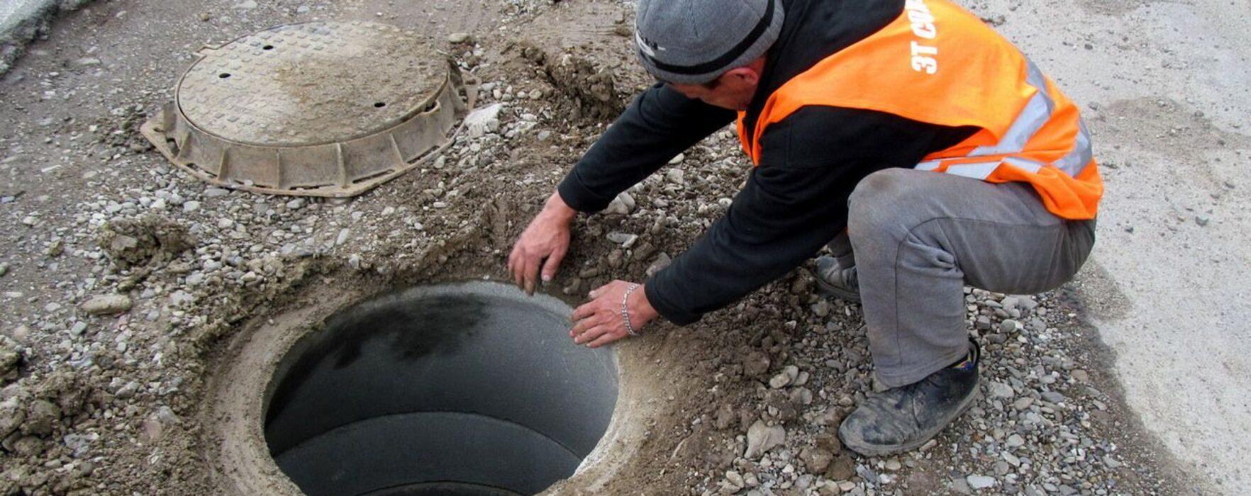 Mai puţin de jumătate dintre localităţile din Dâmboviţa au sisteme de canalizare