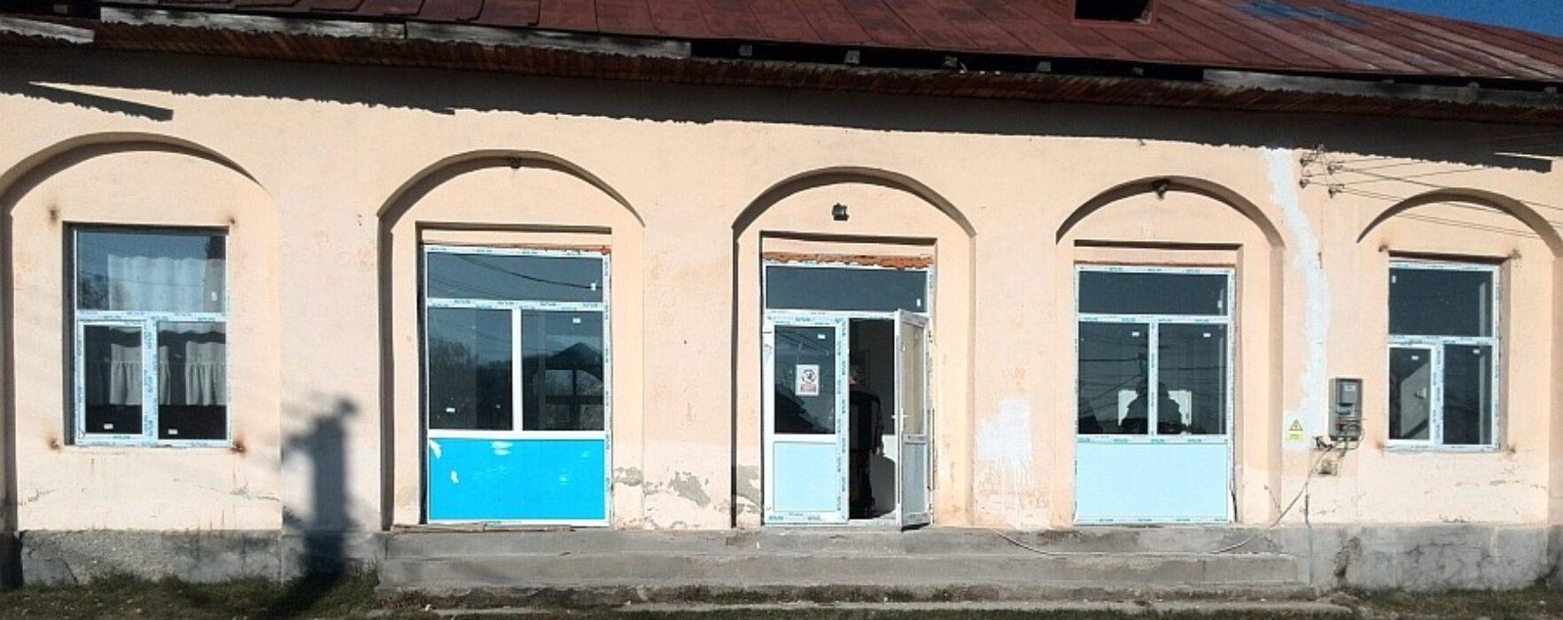 Reabilitare cămin cultural, la Cândeşti