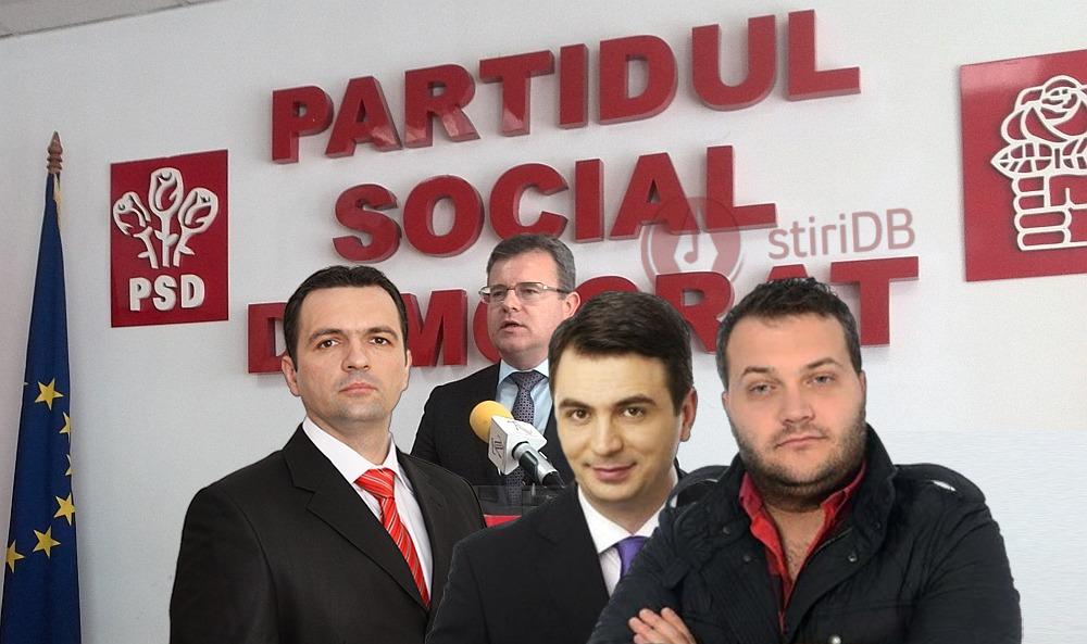 Cristian Stan, Ionuț Săvoiu, Radu Popa, Andrei Plumb