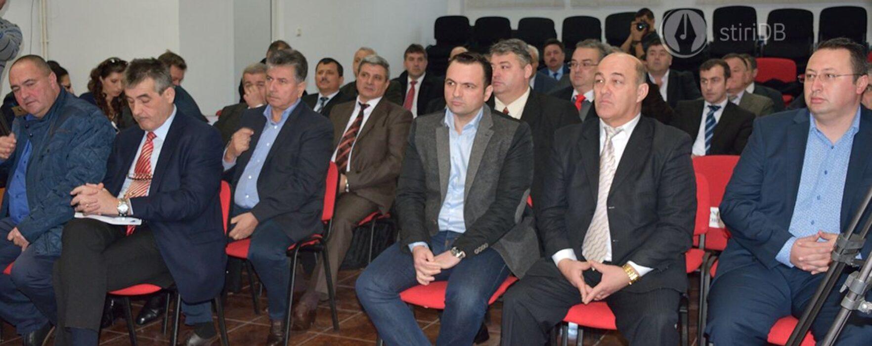 PSD Dâmboviţa a anunţat o parte din candidaţii la alegerile locale; vezi lista