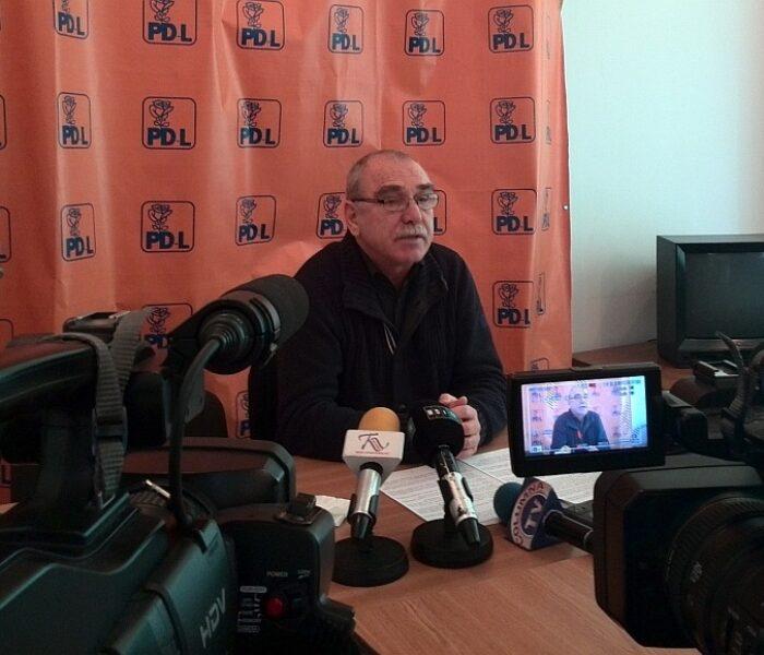 Iancu Caracota (preşedinte PDL Târgovişte): Consilierii PDL au fost luaţi pe nepregătite; nu trebuiau să voteze viceprimarul PSD
