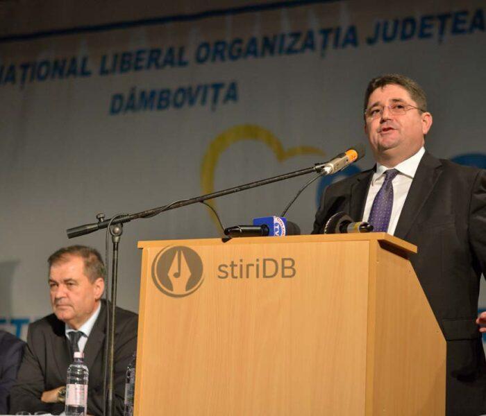 Marius Caraveţeanu, noul preşedinte al PNL Dâmboviţa