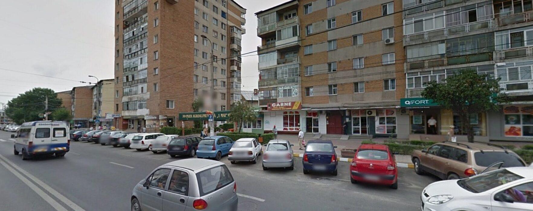 Hoţii au furat toată marfa din carmangeria de la Piaţa 1 Mai  din Târgovişte