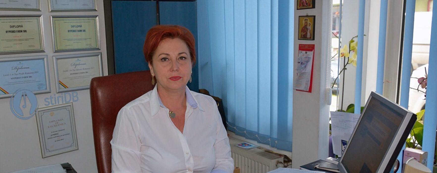 Carmen Holban, deputat PSD: La mulţi ani colegilor farmacişti