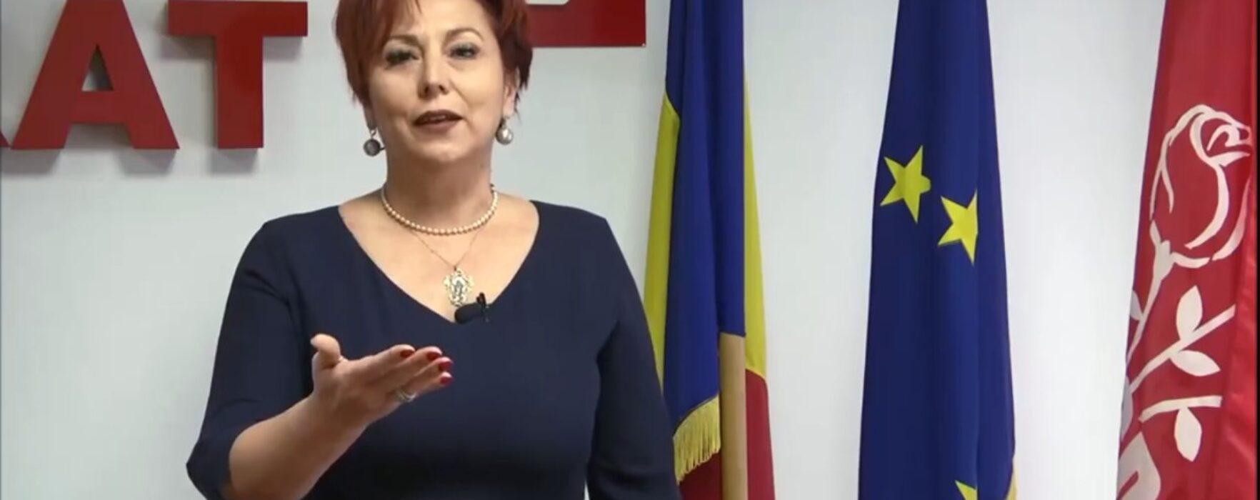 Carmen Holban, deputat PSD: Fără costuri suplimentare, soluţia corectă pentru amânarea ratelor
