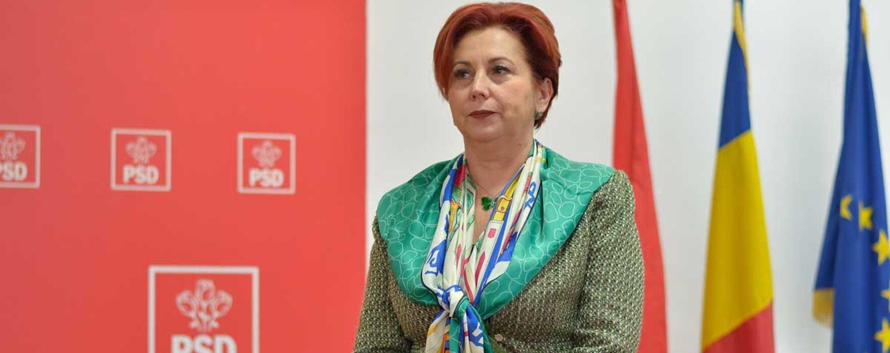 Carmen Holban, deputat PSD: Imnul de stat – unul dintre cele mai sacre simboluri