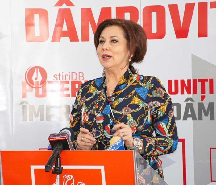 Carmen Holban, deputat PSD: PSD nu va permite ca România să aibă parte de un dezastru financiar