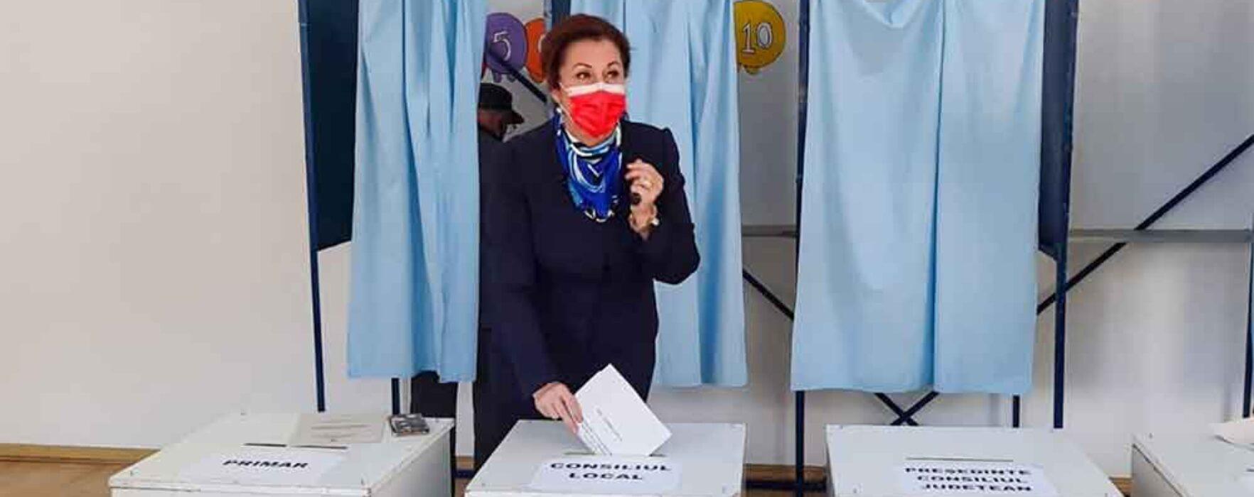 Locale2020 Carmen Holban, deputat PSD: Am votat cu cei care au demonstrat că le pasă de oameni