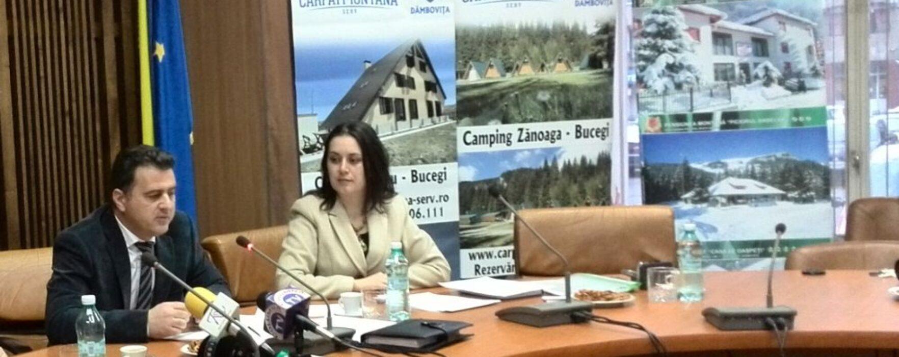 Carpatmontana: În 2014 vom promova mai agresiv cabanele din zona de munte a judeţului Dâmboviţa