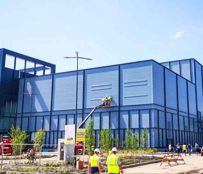 Vezi cum arată mall-ul din Târgovişte, va fi inaugurat în curând