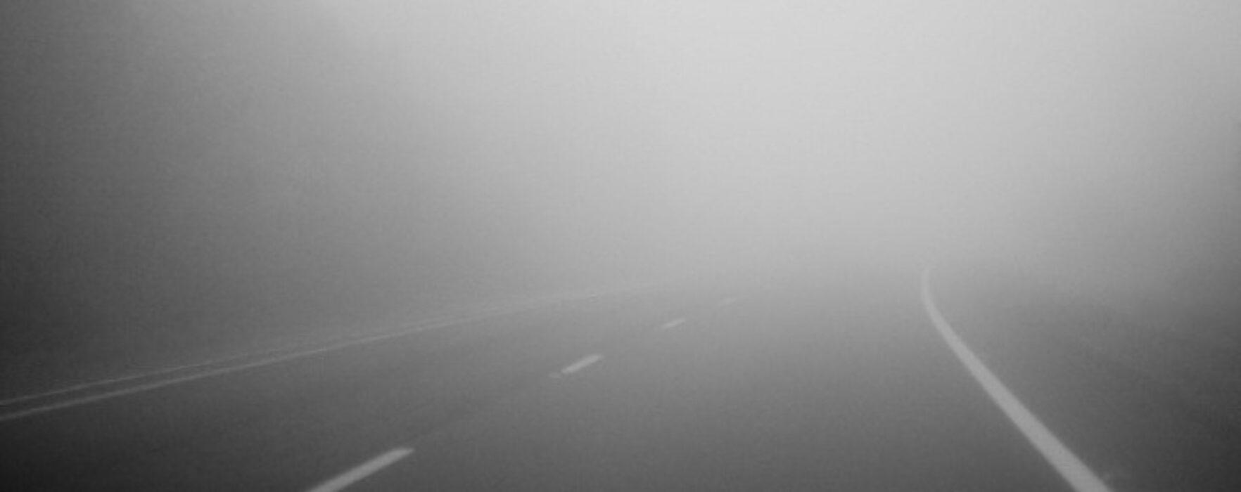 Cod Galben de ceaţă în sudul judeţului Dâmboviţa