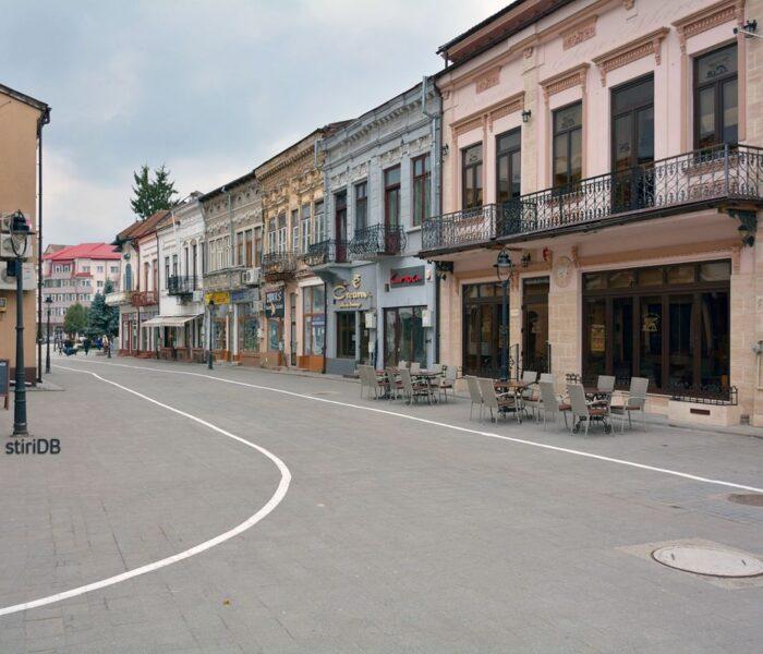 Târgovişte a ieşit din scenariul roşu, se poate sta în restaurante la interior (15.04.2021)