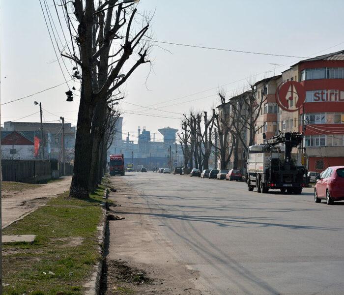Lucrările la centura Târgoviştei vor fi reluate în luna mai, investiţia trebuia finalizată iniţial în 2012