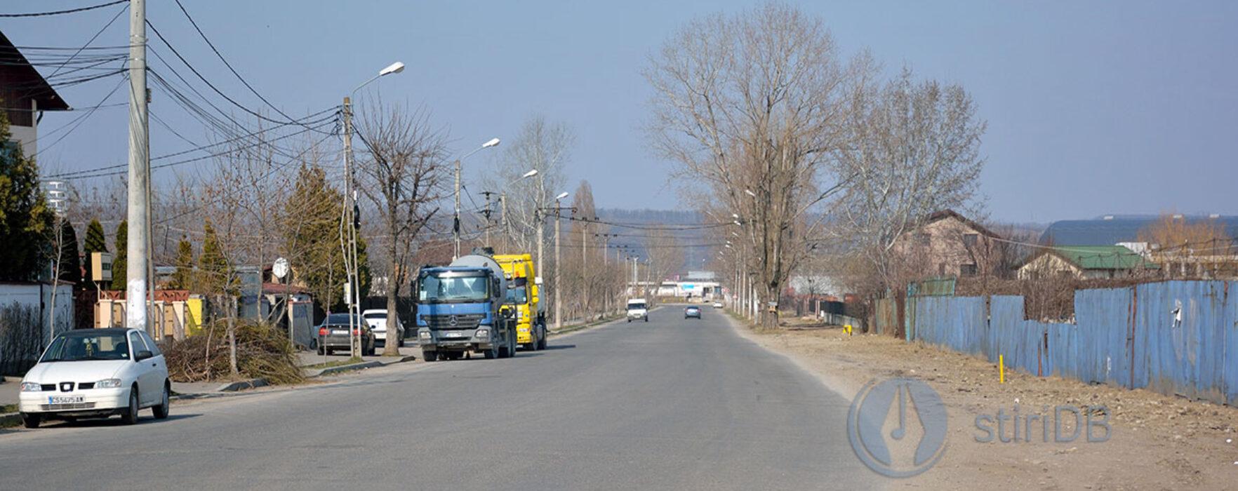 Luni încep lucrările la centura ocolitoare a Târgoviştei