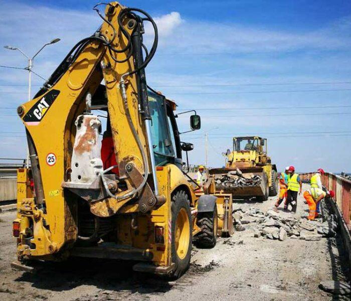 Târgovişte: Au început lucrările la centura ocolitoare