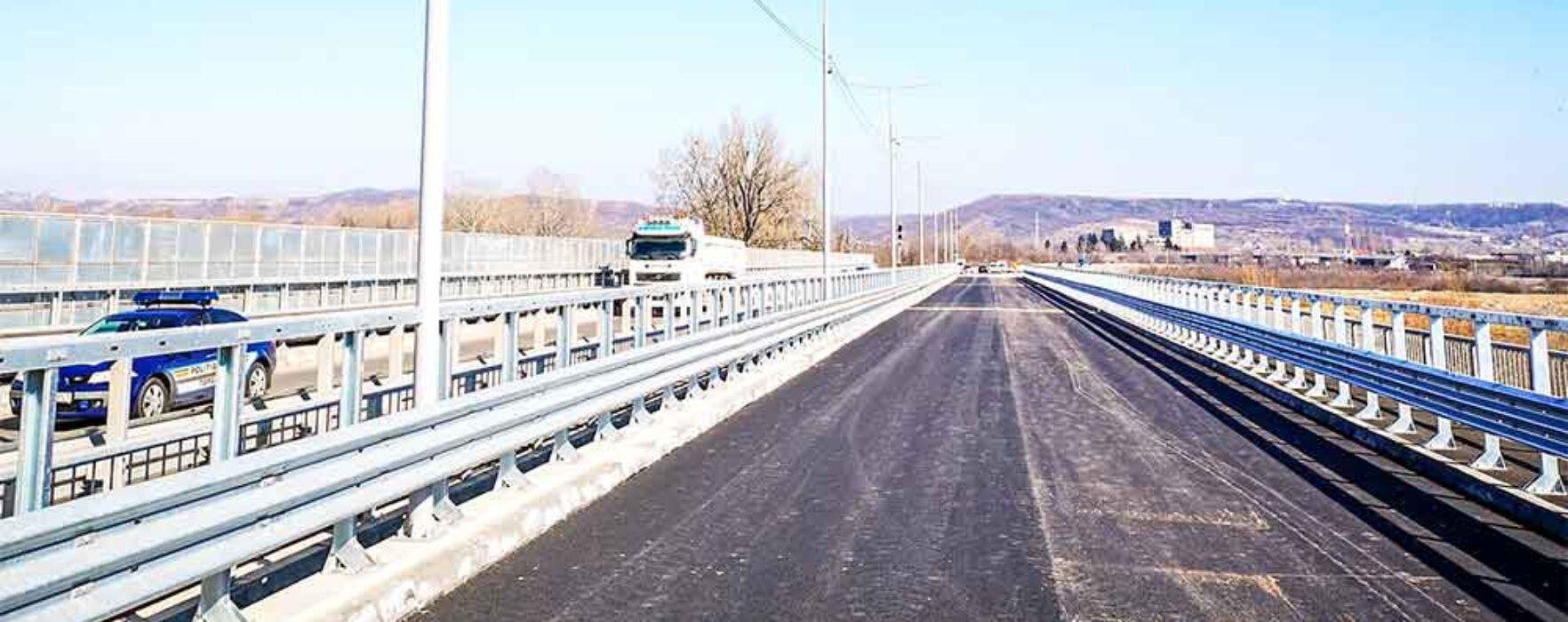 Târgovişte: Lucrările la şoseaua de centură se apropie de final