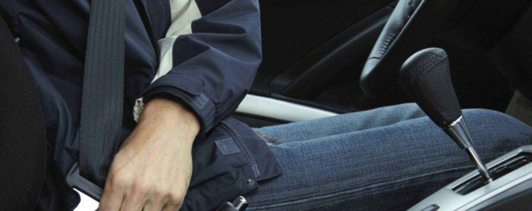 Dâmboviţa: Peste 1.000 de şoferi amendaţi pentru nepurtarea centurii de siguranţă