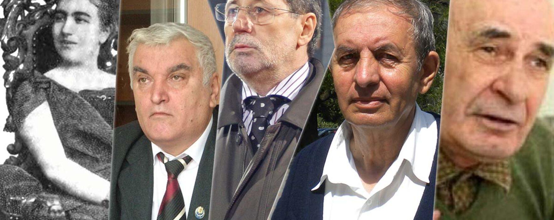 Cinci noi cetăţeni de onoare ai municipiului Târgovişte