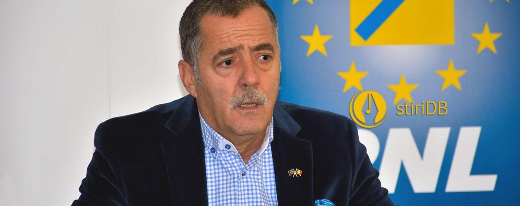 #parlamentare2016 Cezar Preda deschide lista candidaţilor PNL Dâmboviţa  la Camera Deputaţilor