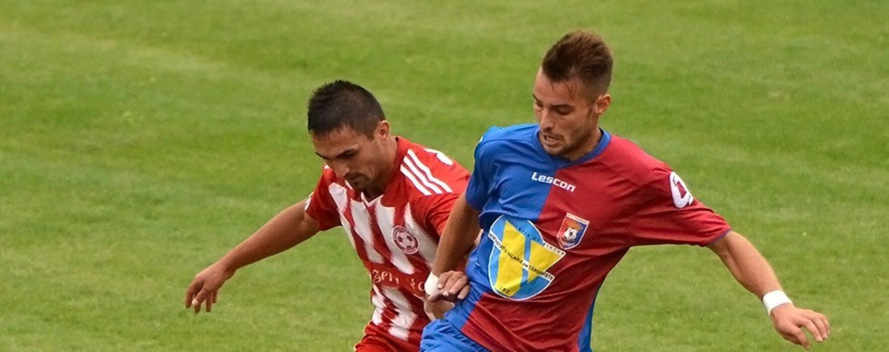Atacantul târgoviştean Cristian Cherchez încă nu a semnat cu Dinamo
